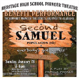 180128 SECOND SAMUEL HHS Pioneer Theatre