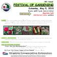 180505 FESTIVAL OF GARDENING Hill City Master Gardeners