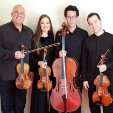 161113 Amherst Chamber Music Series: THE JAMES STRING QUARTET