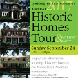 170924 HISTORIDC HOMES TOUR & PATRON'S PARTY Lynchburg Historical Foundation