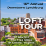 190427 15th Annual DOWNTOWN LYNCHBURG LOFT TOUR