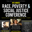 161105 Many Voices One Community 4th Annual RACE, POVERTY & SOCIAL JUSTICE CONFERENCE