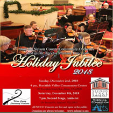 181202 HOLIDAY JUBILEE CONCERT Rockfish Valley Community Center