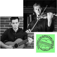 180702 ANDREW FINN MAGILL WITH DAVE CURLEY Friends of the Bedford Public Library