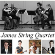 160507 Amherst Chamber Music Series: JAMES STRING QUARTET: RAY WEIDNER STRING QUARTET #1