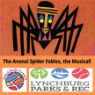 200417 THE ANANSI SPIDER FABLES, THE MUSICAL Unified Theatre Company