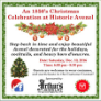 161210 Historic Avenel:1850's CHRISTMAS CELEBRATION