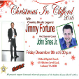 161209 Benefit Concert: CHRISTMAS IN CLIFFORD with Jimmy Fortune