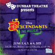 210603 DESCENDANTS; THE MUSICAL Dunbar Middle School Theatre:
