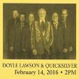 160214 Appomattox Bluegrass: DOYLE LAWSON & QUICKSILVER