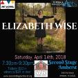 180414 ELIZABETH WISE Second Stage Amherst