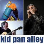 210502 HOWARD LEVY & BILLY JONAS * BECAUSE WE HAVE MUSIC * Kid Pan Alley