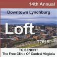 180428 14th Annual DOWNTOWN LYNCHBURG LOFT TOUR