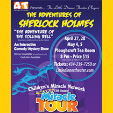 180427 THE ADVENTURES OF SHERLOCK HOLMES Little Dinner Theatre Players Miracle Tour
