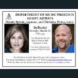180324 MANDY SPIVAK, SOPRANO, AND NICHOLAS PERNA, TENOR Randolph College Music