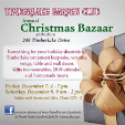 181207 ANNUAL CHRISTMAS BAZAAR Timberlake Garden Club