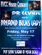 190517 DR. LEVINE AND THE DREADED BLUES LADY Rockfish Valley Community Center