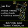 200919 JAZZ DUO * AGAR Java &  Jazz
