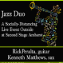 200919 JAZZ DUO * AGAR Java &  Jazz