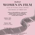 181012 Radical WOMEN IN FILM Series at Second Stage Amherst