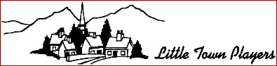 Little Town Players logo