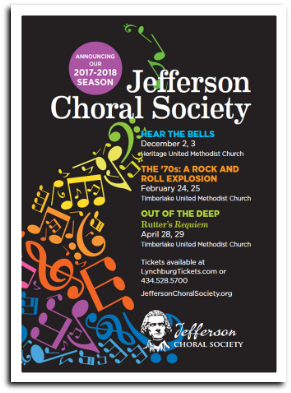 x180428 OUT OF THE DEEP: RUTTER'S REQUIEM Jefferson Choral Society