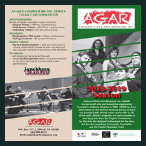 *AGAR Chamber Music Series SEASON TICKET 2018-19