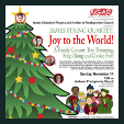161211 Amherst Chamber Music Series: THE JAMES STRING QUARTET CHRISTMAS CONCERT