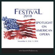 181104 CENTRAL VIRGINIA OPERA FESTIVAL 2018 Opera On The James