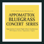 The Appomattox Bluegrass Concert Series