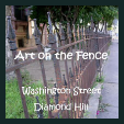 181013 ART ON THE FENCE Diamond Hill Historic District