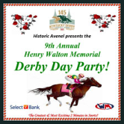 190504 DERBY DAY PARTY Historic Avenel