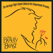 170203 HHS Pioneer Theatre BEAUTY & THE BEAST
