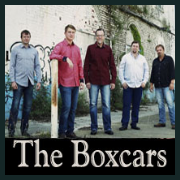 170319 Appomattox Bluegrass: THE BOXCARS