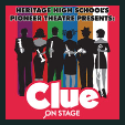 180928 CLUE: ON STAGE  HHS Pioneer Theatre