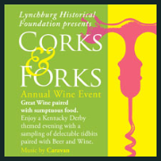 170506 CORKS & FORKS Lynchburg Historical Foundation