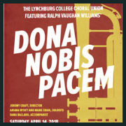 180414 DONA NOBIS PACEM - LC Choral Union
