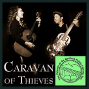 170621 CARAVAN OF THIEVES Friends of the Bedford Public Library