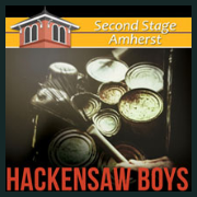 161022 Second Stage Amherst THE HACKENSAW BOYS