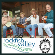 180420 THE HIGHLANDER STRING BAND Rockfish Valley Community Center
