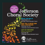 *Jefferson Choral Society: SEASON 2017-18