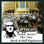 180224 THE '70s: A ROCK AND ROLL EXPLOSION Jefferson Choral Society