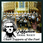 190216 CHART TOPPERS OF THE PAST Jefferson Choral Society