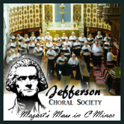 170430 MOZART'S MASS IN C MINOR Jefferson Choral Society