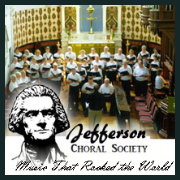 170225 Jefferson Choral Society THE '60's: MUSIC THAT ROCKED THE WORLD