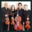 161113 Amherst Chamber Music at Bower Center: THE JAMES STRING QUARTET