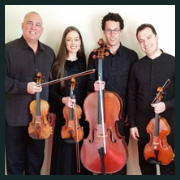 161211 Amherst Chamber Music Series: THE JAMES STRING QUARTET