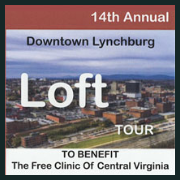 180428 14th Annual DOWNTOWN LYNCHBURG LOFT TOUR