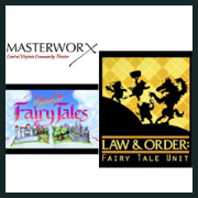 180721 MIXED-UP FAIRY TALE/LAW & ORDER: FAIRY TALE UNIT. MasterWorx Theater