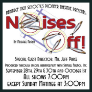 170928 NOISES OFF HHS Pioneer Theatre